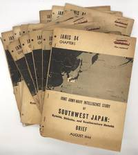Joint Army-Navy Intelligence Study of Southwest Japan: Kyushu, Shikoku, and Southwestern Honshu [Chapters 1-7,9,12-15] [cover titles]