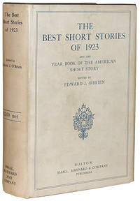 The Best Short Stories of 1923, and the Year Book of the American Short Story