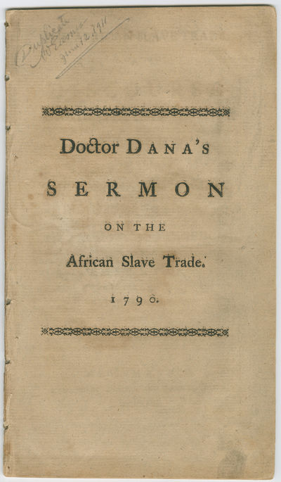 Opposing the African Slave Trade -...