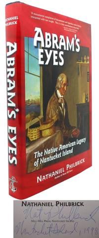 image of ABRAM'S EYES :  Signed 1st