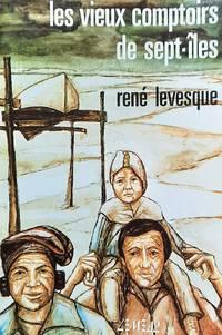 image of Les vieux comptoirs de Sept-Iles (Collection Archéologie du Québec)