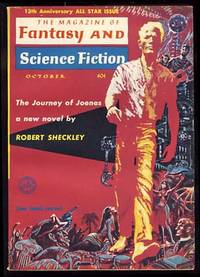 The Journey of Joenes in The Magazine of Fantasy and Science Fiction October and November 1962