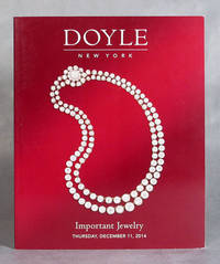 Doyle New York Auction Catalogue: Important Jewelry, December 11, 2014