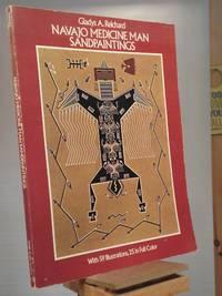 Navajo Medicine Man: Sandpaintings