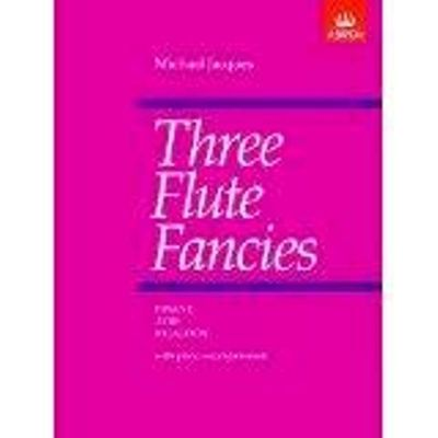 Three Flute Fancies. by Jacques M - from Music by the Score and Biblio.co.uk