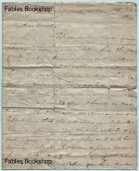 ALS to Benjamin Moodie dd Cape Town October 22 1816