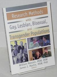 image of Research methods with gay, lesbian, bisexual and transgender populations