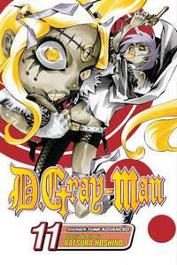 D. Gray-Man, Vol. 11