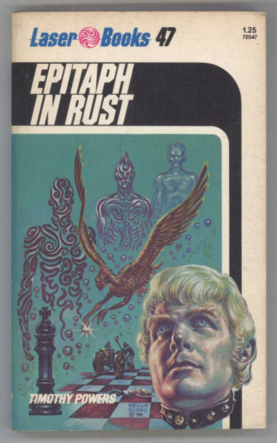 Toronto, New York, London: Laser Books, 1976. Small octavo, pictorial wrappers. First edition. Laser...