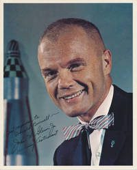 Color Inscribed Photograph Signed
