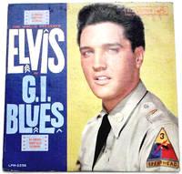 image of Elvis Presley G.I Blues LP