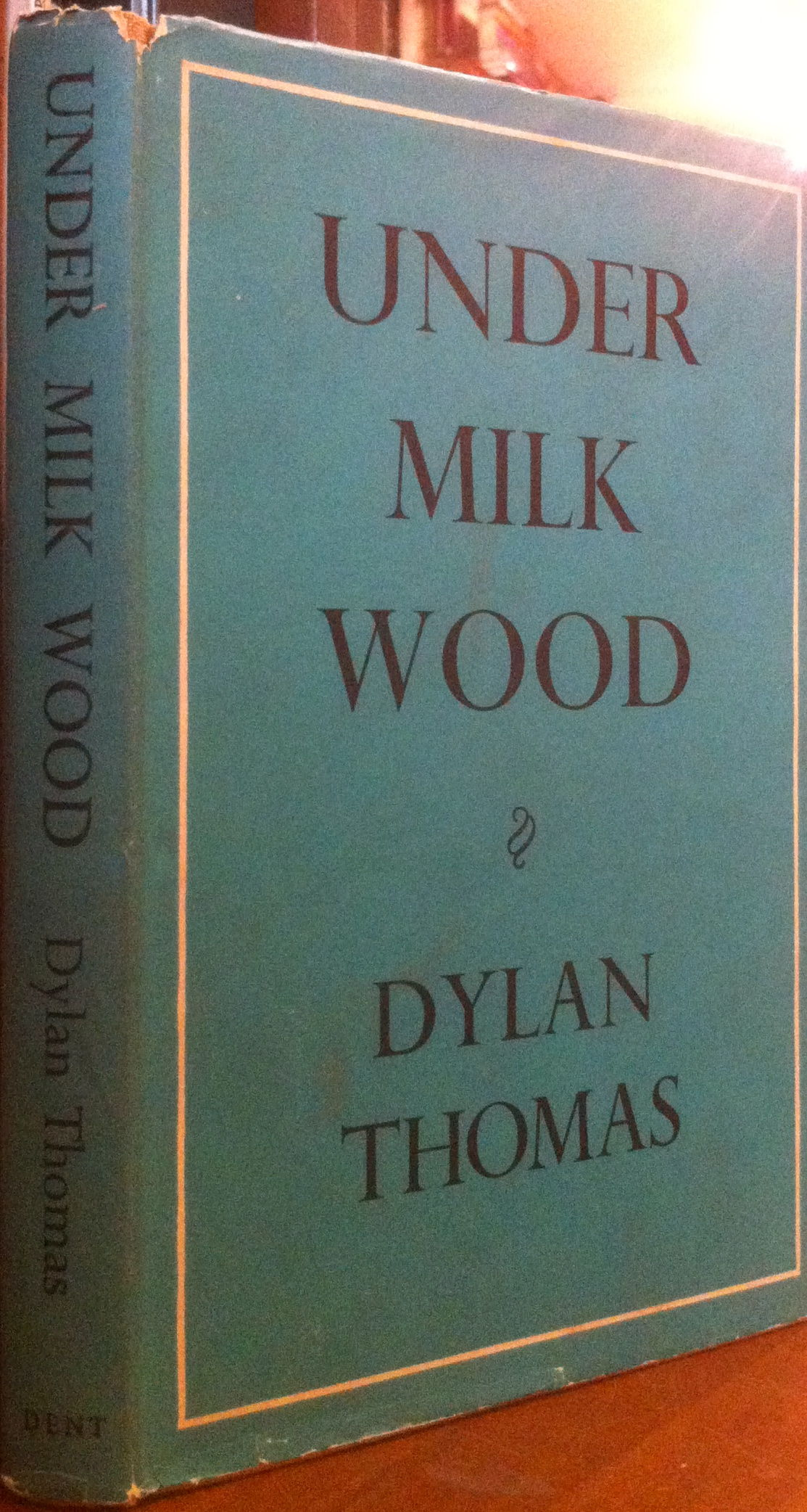 an overview of the concept of milk wood a play by dylan thomas Under milk wood, play for voices by welsh poet dylan thomas, performed in   skillfully portrayed a vast array of complex characters on the stage and in films,  but  the term dramatic literature implies a contradiction in that literature  originally.