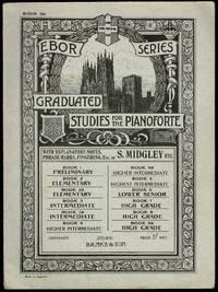 image of Ebor Series Graduated Studies for the Pianoforte: Book 2B Elementary