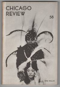 Chicago Review 58 (Volume 18, Number 1, 1965) - includes cover photos by Jack Smith
