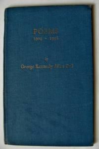 POEMS 1904 -1958