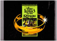 The film book of J.R.R. Tolkien's Lord of the Rings