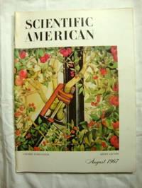 Scientific American Magazine AUGUST 1967