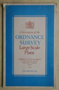 image of A Description of Ordnance Survey Large Scale Plans.