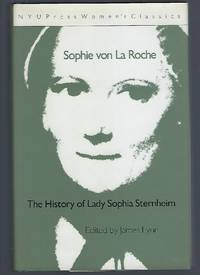 image of The History of Lady Sophia Sternheim (Sophie von La Roche)