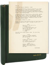 image of Untitled typescript screenplay for an unproduced film