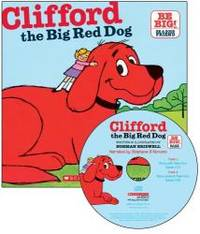 image of Clifford the Big Red Dog - Audio Library Edition