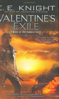 image of Valentine's Exile: A Novel of the Vampire Earth