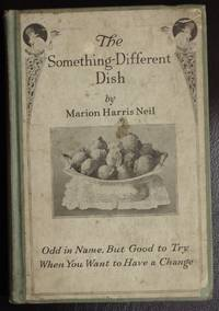 The Something Different Dish (1915)