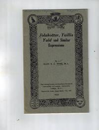 Jolakottur, Yuillis Yald and Similar Expressions