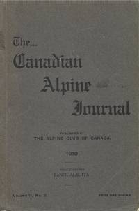 The Canadian Alpine Journal Volume II, No. 2. 1910