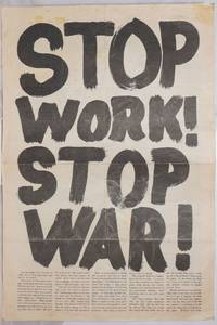 image of Right On! vol. 1, #10, April 10, 1970: Stop Work! Stop War!
