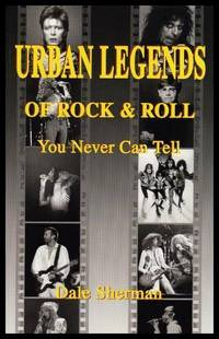 URBAN LEGENDS OF ROCK AND ROLL - You Never Can Tell