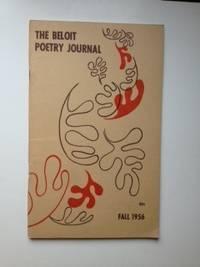 The Beloit Poetry Journal Volume 7 - Number 1  Fall 1956