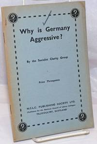 image of Why is Germany Aggressive
