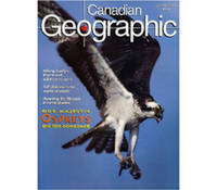 Canadian Geographic, July / August 1994 Vol. 114, No. 4