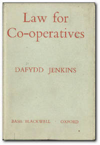 Law For Co-operatives