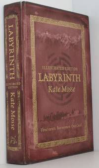 image of Labyrinth: Illustrated Edition