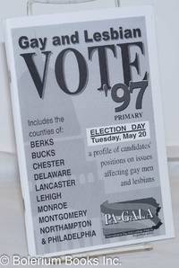 image of Gay & Lesbian Vote '97: Primary