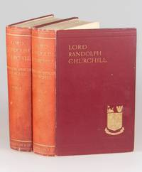 Lord Randolph Churchill by Winston S. Churchill - First edition, only printing - 1906 - from Churchill Book Collector and Biblio.com