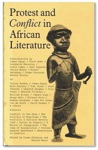 Protest and Conflict in African Literature
