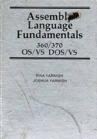 image of Assembly Language Fundamentals 360/370 OS/VS DOS/VS