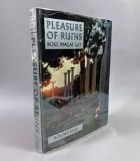 Roloff Beny Interprets in Photographs Pleasures of Ruins