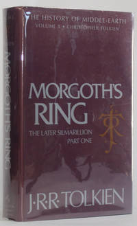 image of MORGOTHS RING. THE LATER SILMARILLION, Part I: The  Legends of Aman (History of Middle-Earth, Volume X)