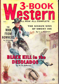 3 - Book Western Magazine (# 2) May 1957