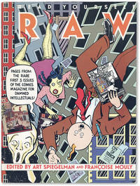Read Yourself RAW: The Graphix Anthology for Damned Intellectuals