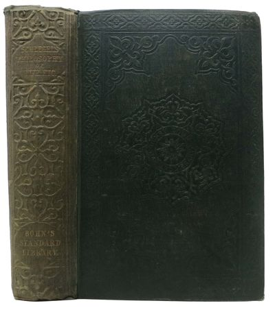 London: Henry G. Bohn, 1847. 1st Edition in English. Volume #25 from 'Bohn's Standard Library' Serie...