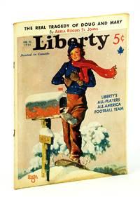 Liberty Magazine, February [Feb.] 10, 1934, Vol. 11, No. 6 - Frank Lloyd Wright Looks Into the Future