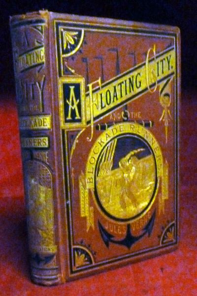 New York: Scribner, Armstrong & Co, 1874. First American edition. Hardcover. Orig. publisher's brown...