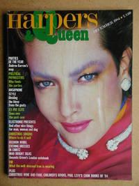 image of Harpers & Queen. December, 1984.