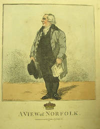 "Hand-colored engraved caricature: ""A View of Norfolk"""