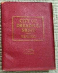 City of Dreadful Night ( Little Leather Library, Red Miniature Library )